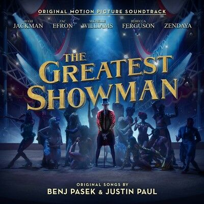 Atlantic - The Greatest Showman [Original Motion Picture Soundtrack]