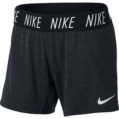 Nike Dri-Fit Trophy Girl's Training Shorts Size Small Or Medium Nwt 910252 010