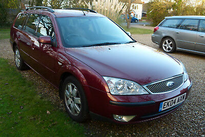 FORD MONDEO ZETEC Tdci  ESTATE AUTO 2004
