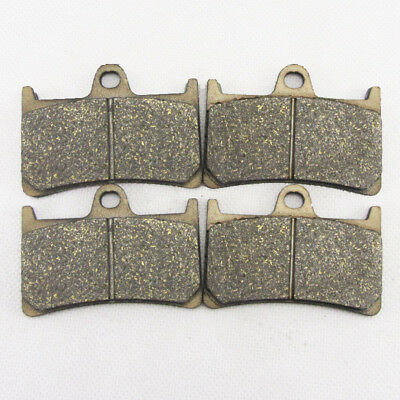 Front Brake Pad for Yamaha YZFR6 99-04 YZFR1 98-03 R6S XJR1300 YZF600R YZF1000R