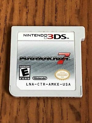 Mario Kart 7 (Nintendo 3DS, 2011) Cart Only!