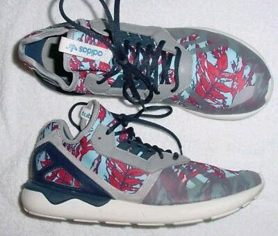 3c0cce31ad21 ... switzerland mens adidas tubular runner light blue red seaweed camo  running shoes 8 m 7ed6a 94f63