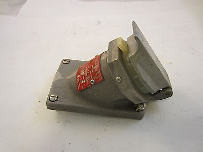 Crouse Hinds Cps732R Explosion Proof 30 Amp  Receptacle
