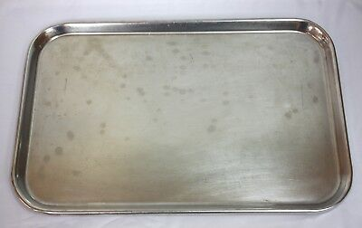 NSF Testing Laboratory 18-8 Stainless Steel Instrument Tray