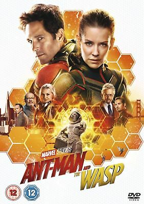 Ant-Man and the Wasp Dvd New