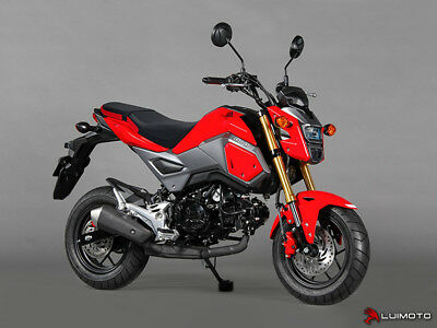 Rider Seat Covers For The Honda Grom Motorcycle 2016-2019 By Luimoto
