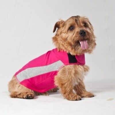 Thundershirt For Dogs Pink Polo Small