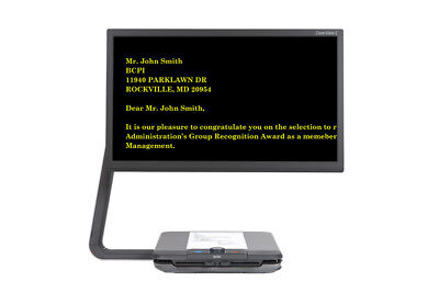 """Optelec ClearView C 24"""" HD with Speech"""