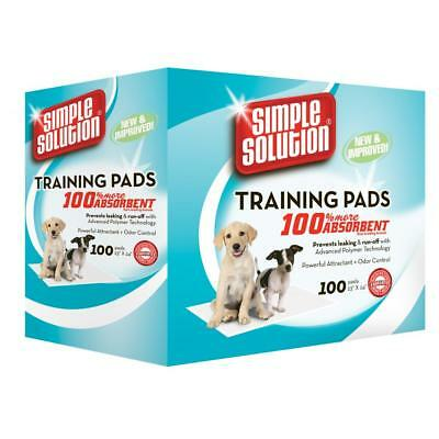 Simple Solution Puppy Training Pads (100pa)