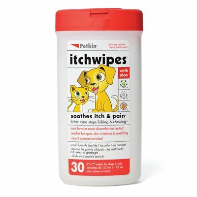 Petkin Itch Stop Wipes 30pcs