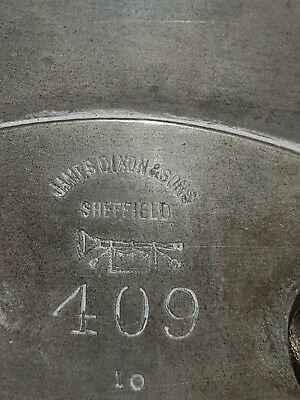 James Dixon and Sons, sheffield, 2 graduated Pewter Meat Dome