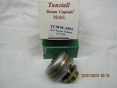 Tunstal Steam Capsules # TCWW-2501