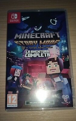 Minecraft Nintendo Switch Game Eur 27 54 Picclick Fr