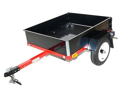 Small Box Trailer 4 x 3 - Lightweight Small Box Trailers