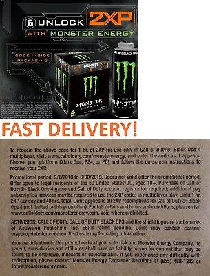 2XP Call Of Duty Black Ops 4 Double XP Code For ONE Hour, COD 1 hr 2XP Code!