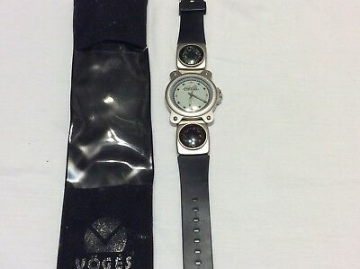 Rare Voges Coca Cola mens watch,new old stock w/case,new battery            C776