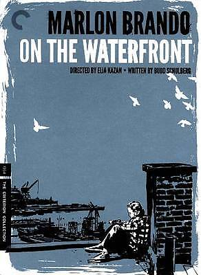 On the Waterfront (DVD, 2013, 3-Disc Set, Criterion Collection)