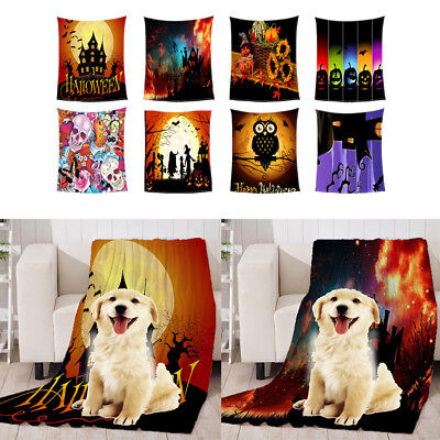 NEW Pet Sleeping Blanket Winter 3D Printing Dog Cat Puppy Mat Cushion Pad
