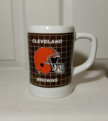 Cleveland Browns Coffee Mug/Hot Chocolate  NFL Official Licensed