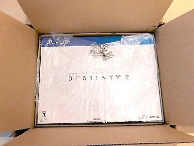 Destiny 2: Collector's Edition (Sony PlayStation 4, 2017) PS4 New Factory Sealed