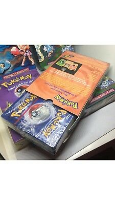 Pokemon Sealed Brushfire Theme Deck UK 4th Print 1999-2000 Sealed