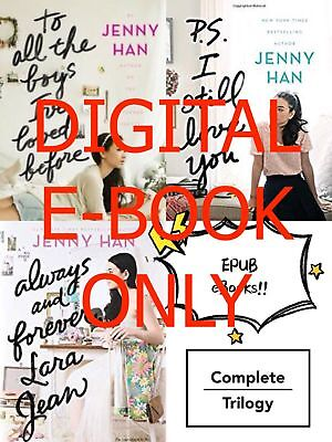 [EB00KS] To all the boys I've loved before TRILOGY BUNDLE FAST DELIVERY