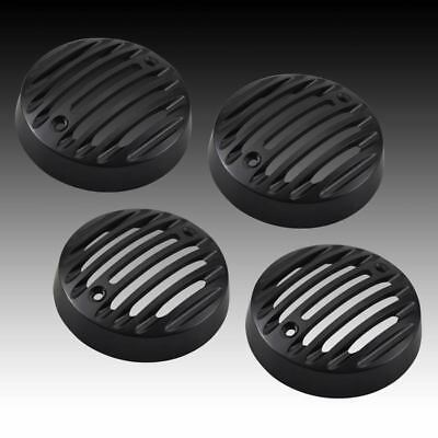 4xAlloy Protector Indicator Blinker Grill Cover For Royal Enfield Classic 500