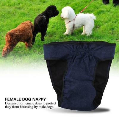 Pet Dog Puppy Diaper Outdoor Nappy Physiological Sanitary Menstrual Underwear