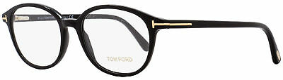 f65d4ce960618 TOM FORD OVAL Eyeglasses TF5391 001 Size  52mm Black Gold FT5391 ...