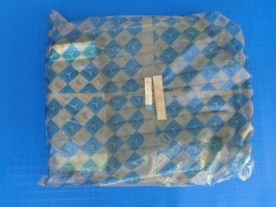 Mercedes Benz W126 seat backrest cover leather 280 300 380 420 500 560 SE SEL OE