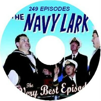 The Ultimate Navy Lark Collection Mp3 Dvd
