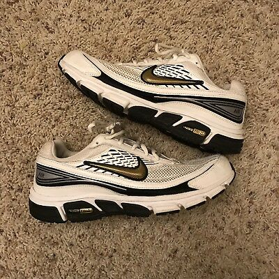 VINTAGE 2008 NIKE Air Tri D Mens Running Shoes Size 9 EU 42.5 ... a2390a56f