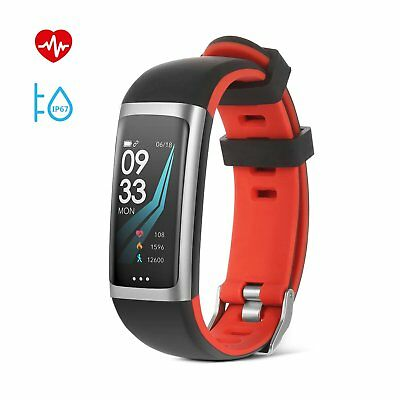 Smartwatch Impermeable Reloj inteligente Fitness Tracker F64 Android IOS iphone