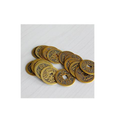 10pcs Chinese Coin Feng Shui Ancient Emperors Money Fortune Decline Of The Empir