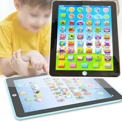 New Kids Children TABLET PAD Computer Educational Learning Toys For Boys Girls