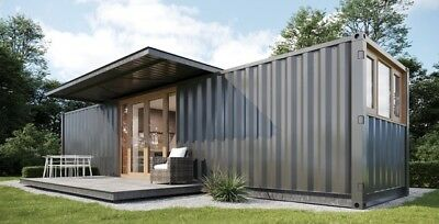 Converted Shipping Container 40ft Mobile Holiday Home Portable House