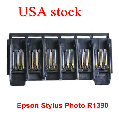 US Stock Epson Stylus Photo R1390 Cartridge Chip Board (CSIC)-1454340