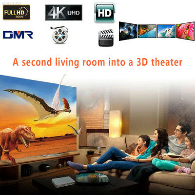 524A Projector Screen Classroom Party Cinema Collapsible Foldable Soft 16:9
