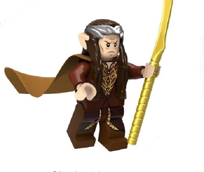 Mini Figurine NEW Fits The Lord Of theRings / Hobbit ELROND