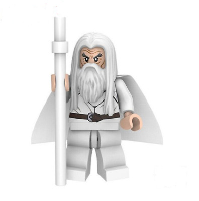 Mini Figurine NEW Fits The Lord Of theRings / Hobbit  GANDALF
