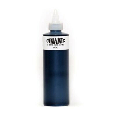 Dynamic Black 8oz 240ml