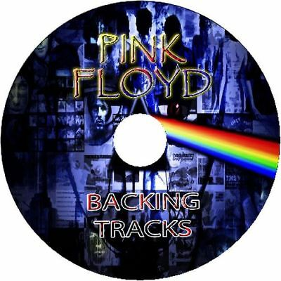 Pink Floyd Guitar Backing Tracks Cd Best Greatest Hits Music Play Along Rock Mp3