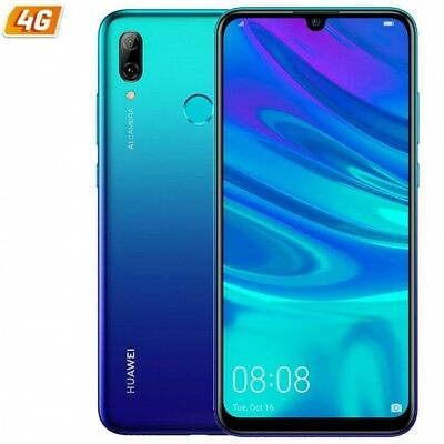 Movil Huawei P Smart 2019 DS 4G 6.21 Quad Core 64GB 3GB 13 2 mp 8mp Android ...