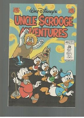 Uncle Scrooge Adventures Band 43