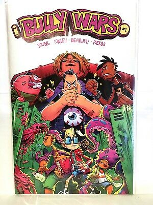 Bully Wars #1 Cover A NM- 1st Print Image Comics Skottie Young