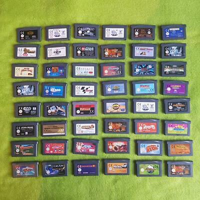 Nintendo Gameboy Advance Spiele Super Mario Pokemon Zelda uvm. VA!