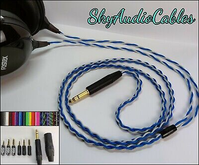 Custom Headphone Cable - Fostex TR-X00 TH610 TH900 MK2