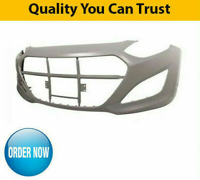 HYUNDAI I30 2012-2017 FRONT BUMPER PRIMED INSURANCE APPROVED HIGH QUALITY NEW