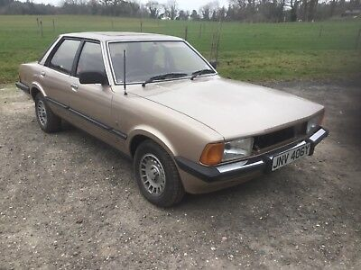 Ford Cortina 2.3 Ghia S Fitted With 2.8 Engine And 5 Speed Box