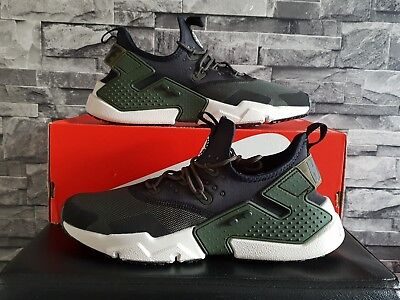 76a1e7b1248f Nike Air Huarache Drift All Black UK size 8 US 9 EUR 42.5 BNWB AH7334-